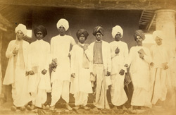 Group of students from the Government Normal School, Madras 4664